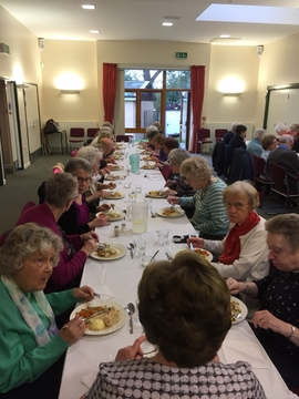 Community Lunch 28.1.18