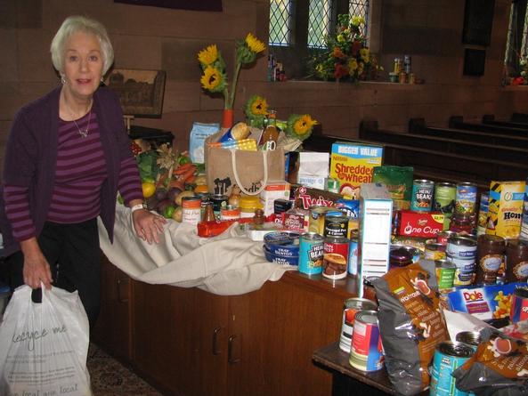Senior Citizens Service for Harvest