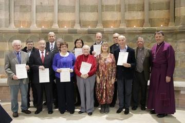 Bishop's Certificate 2017