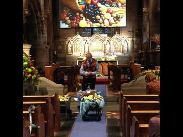 St. Peter's Harvest Service 2018